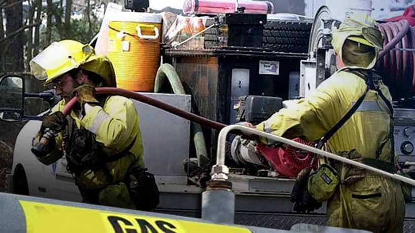 gas leak generic photo