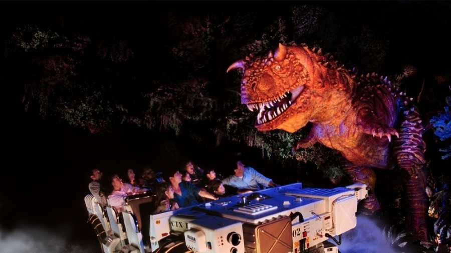 Dinosaur Ride Disney