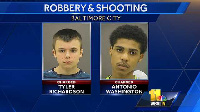 Tyler Richardson, Antonio Washington