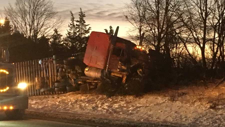 I-495 crash