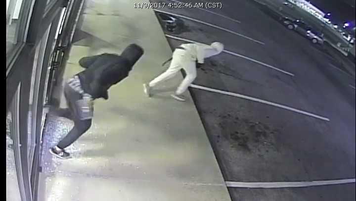 Van Buren Verizon store robbed overnight