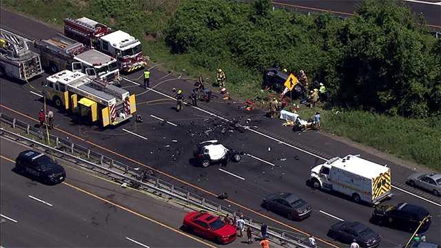 Route 50 crash