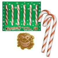 Gravy Candy Canes