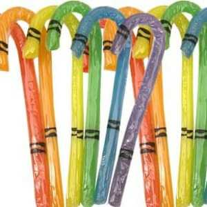 Crayola Candy Canes