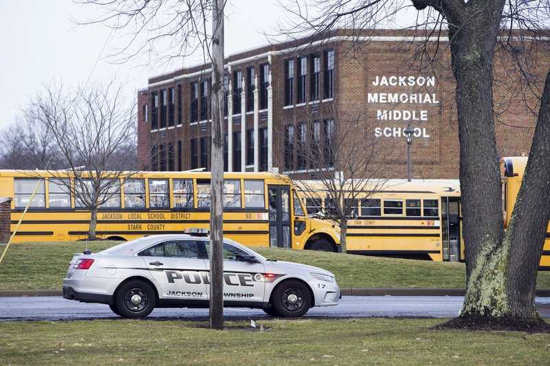 OH boy who shot himself planned attack on school, police say
