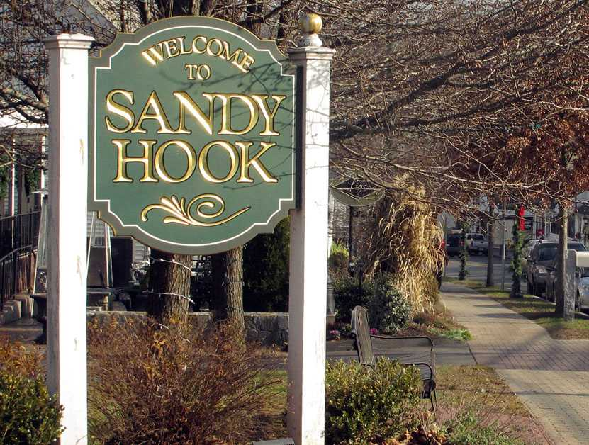 Students return to new school at Sandy Hook shooting site