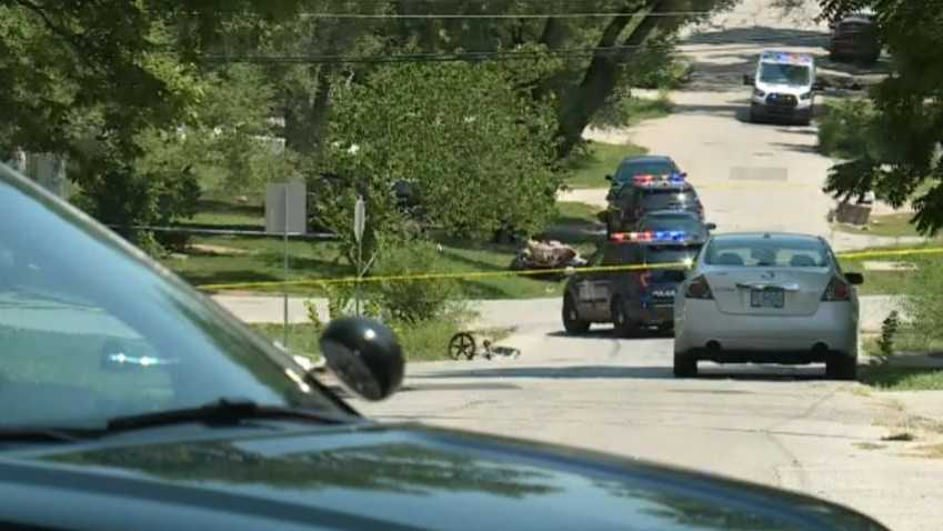 Double shooting 83rd, The Paseo