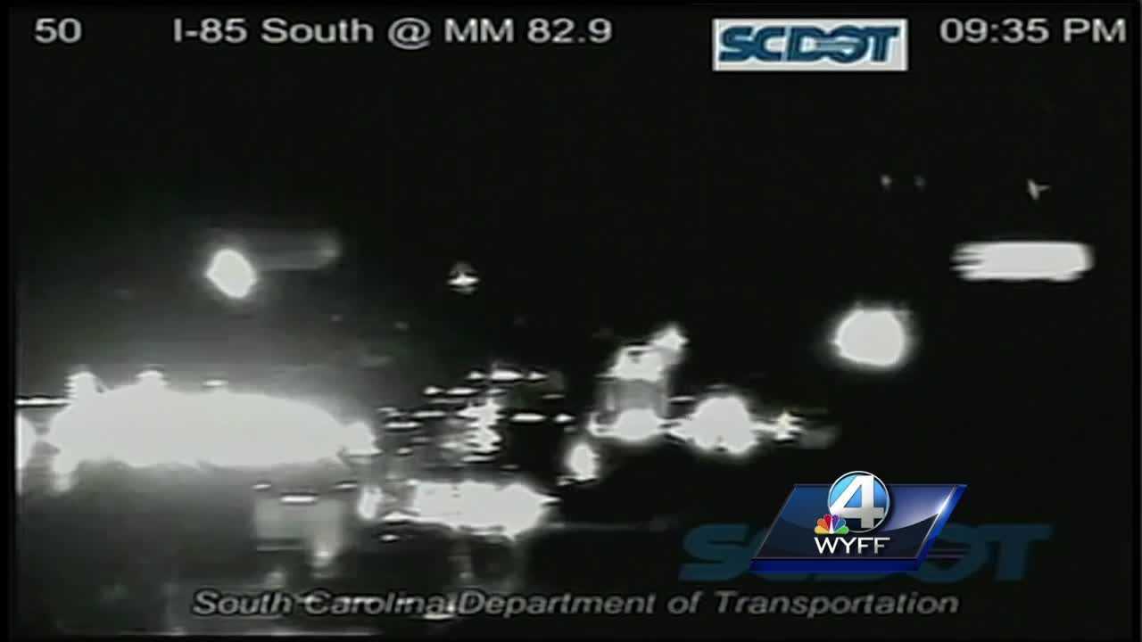 I-85 Southbound Shut Down