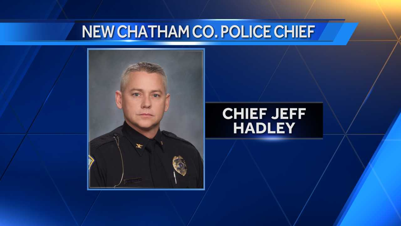Chatham Co. Police Chief hired from MI