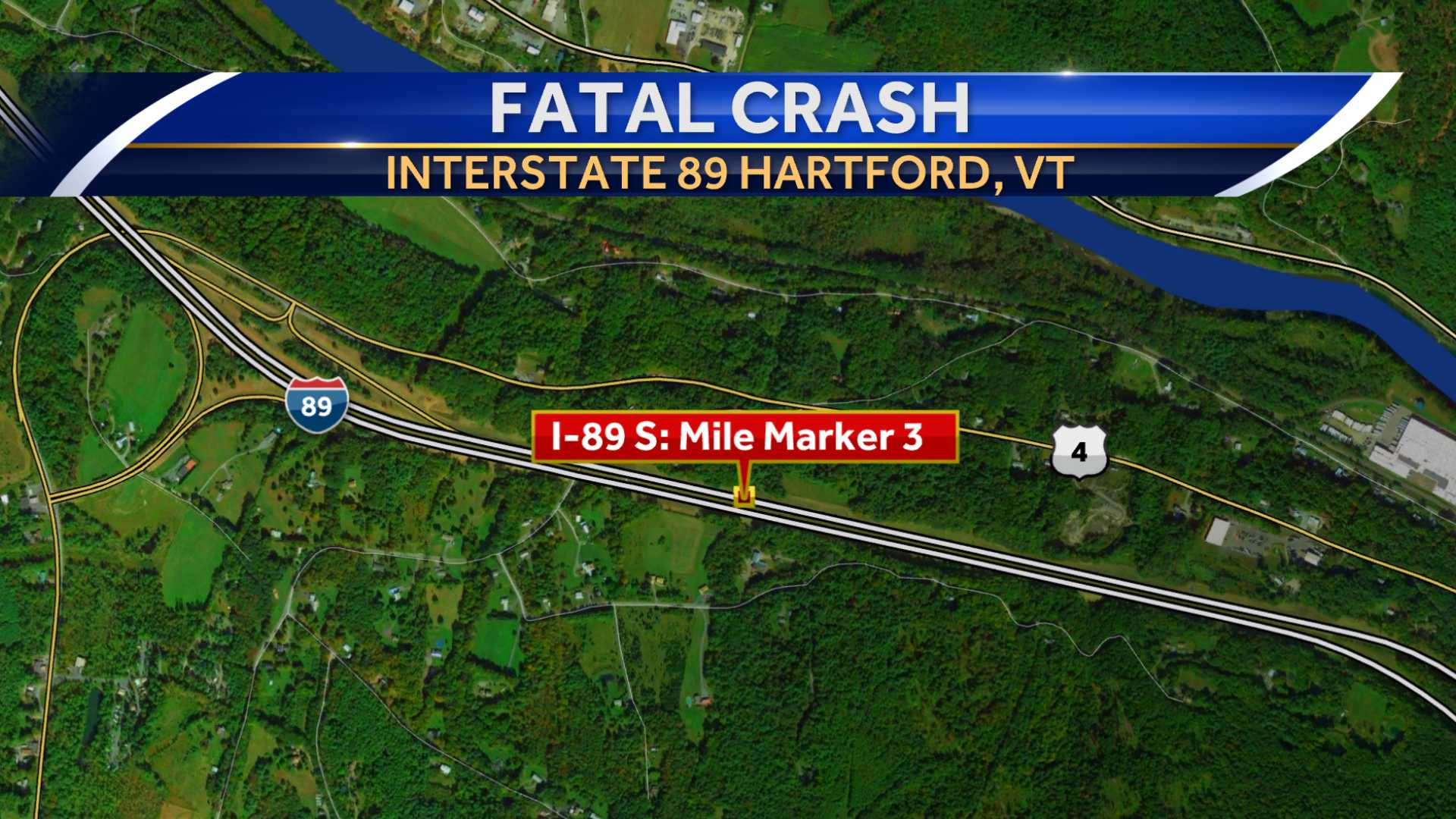 Manchester woman dies after crash in Vermont