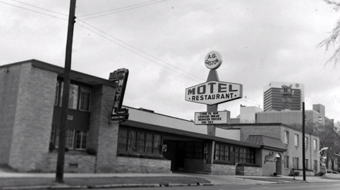 A.G. Gaston Motel in Birmingham