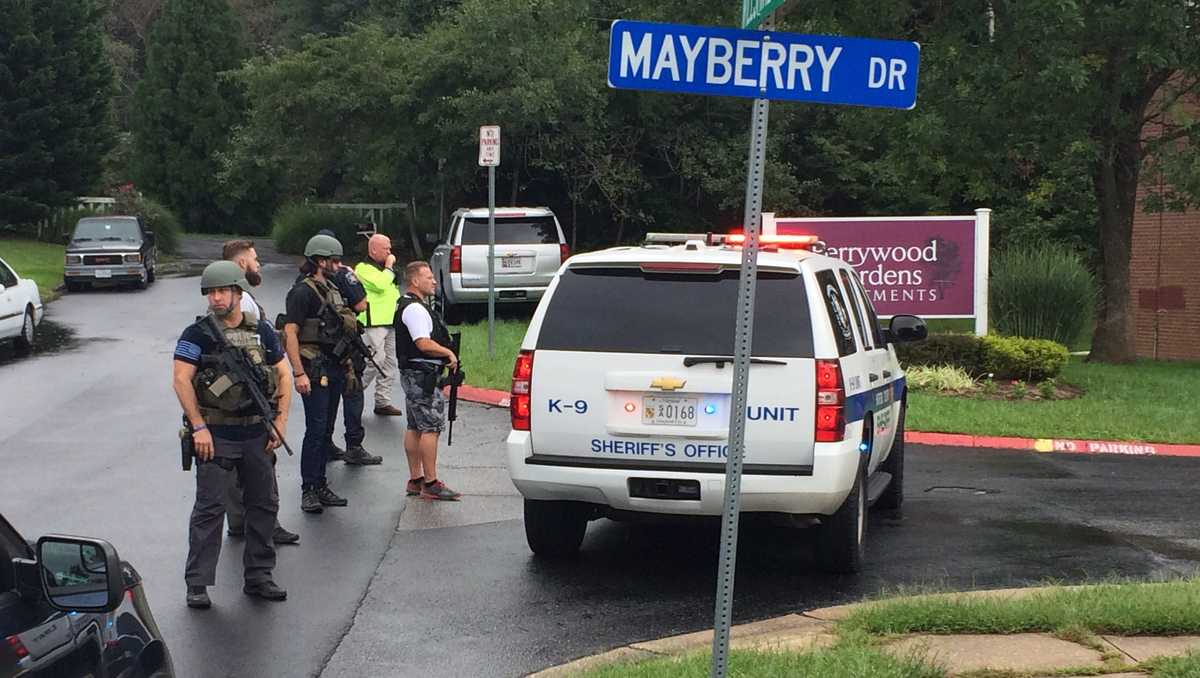 Officials: Multiple fatalities reported in shooting at Aberdeen warehouse complex