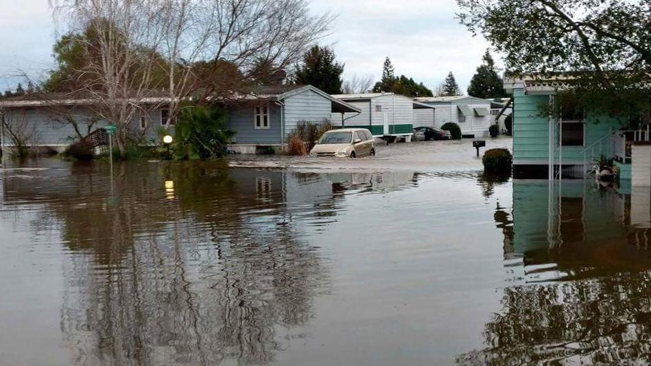 Acampo Flooding Feb. 11, 2017
