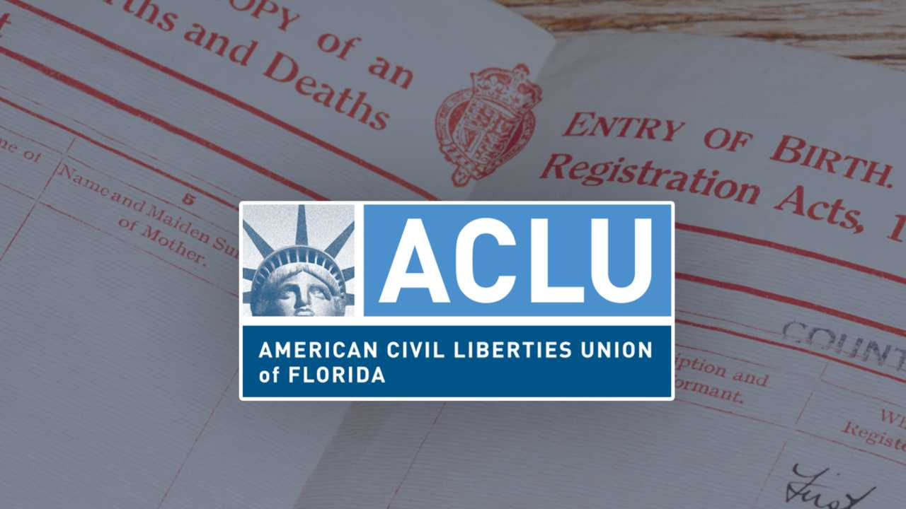 The aclu files suit against ga officials who refuse to issue birth the aclu files suit against ga officials who refuse to issue birth certificate based on name aiddatafo Gallery