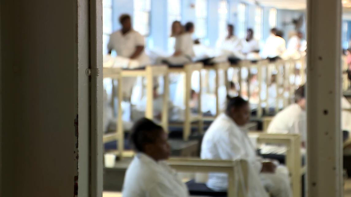 Julia Tutwiler Prison in Wetumpka, Alabama