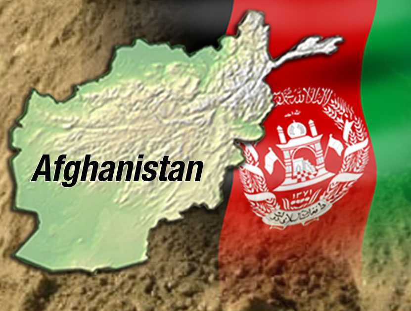 Afghanistan base militants attack
