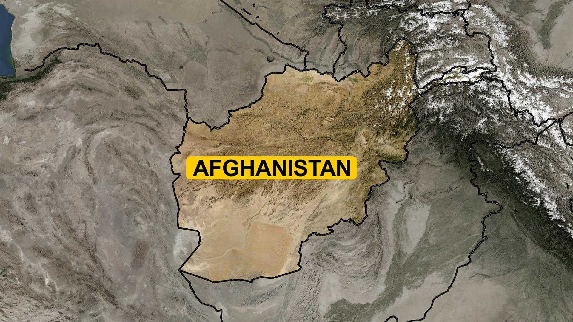 United States soldier killed, 4 wounded in combat in Afghanistan
