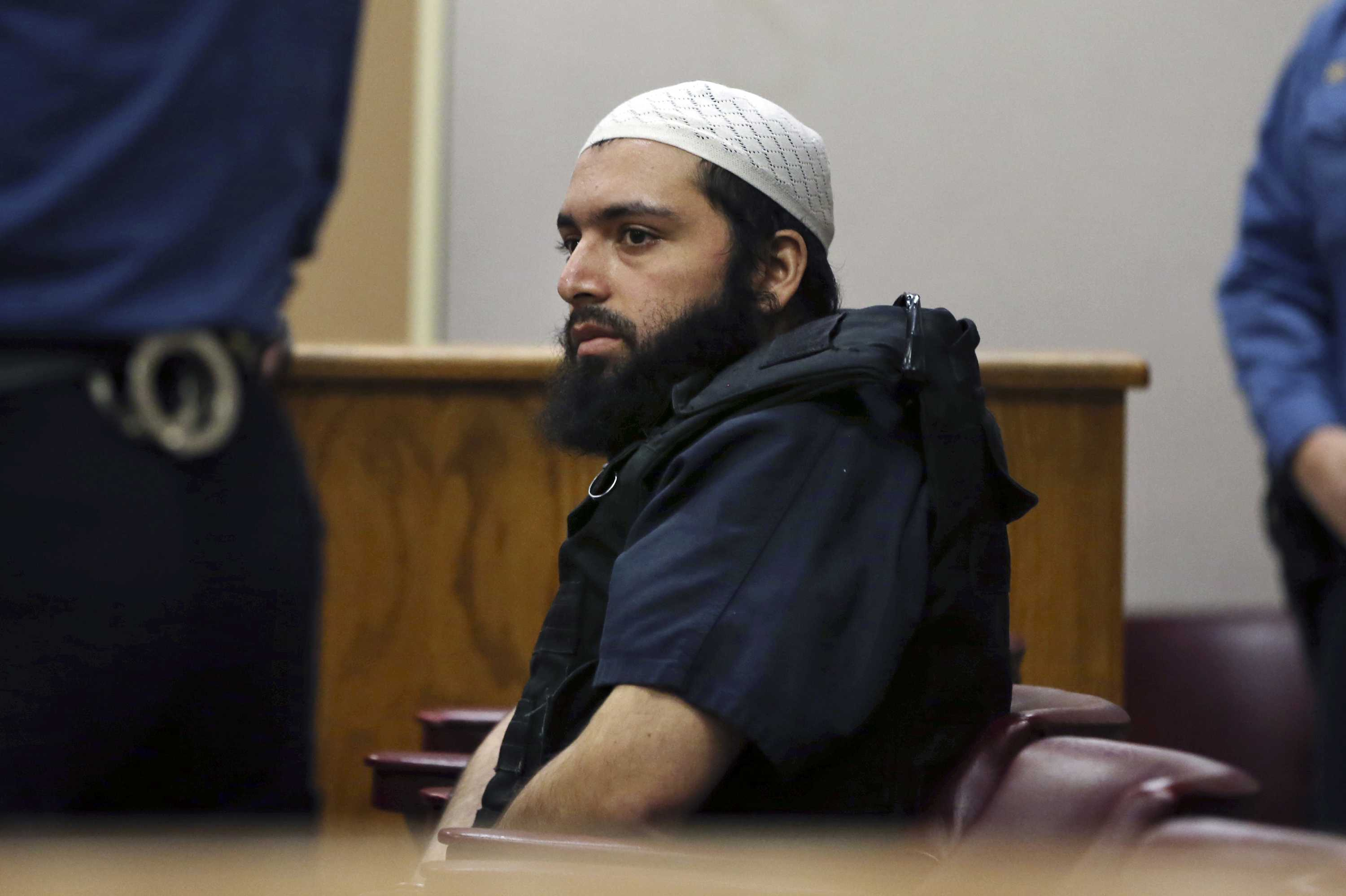 NYC bomber Ahmed Rahimi sentenced to life in prison