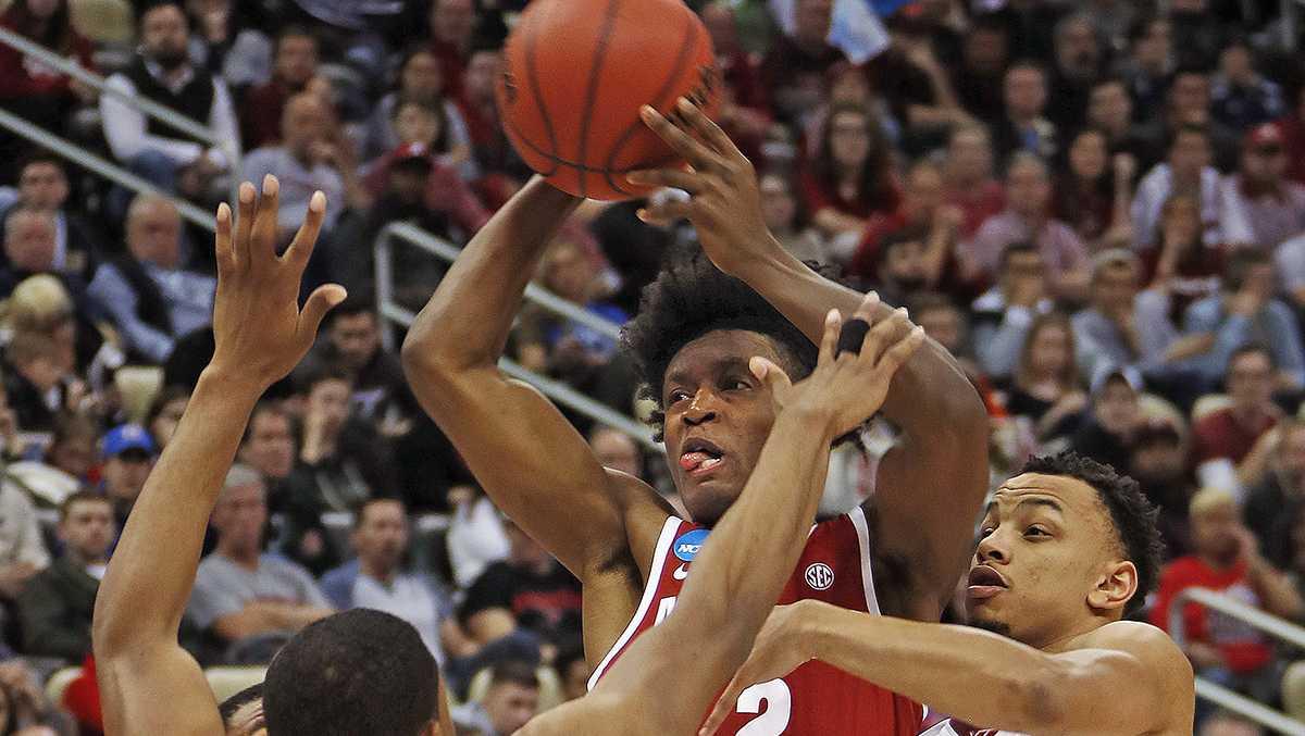 Alabama VT NCAA Tournament Collin Sexton