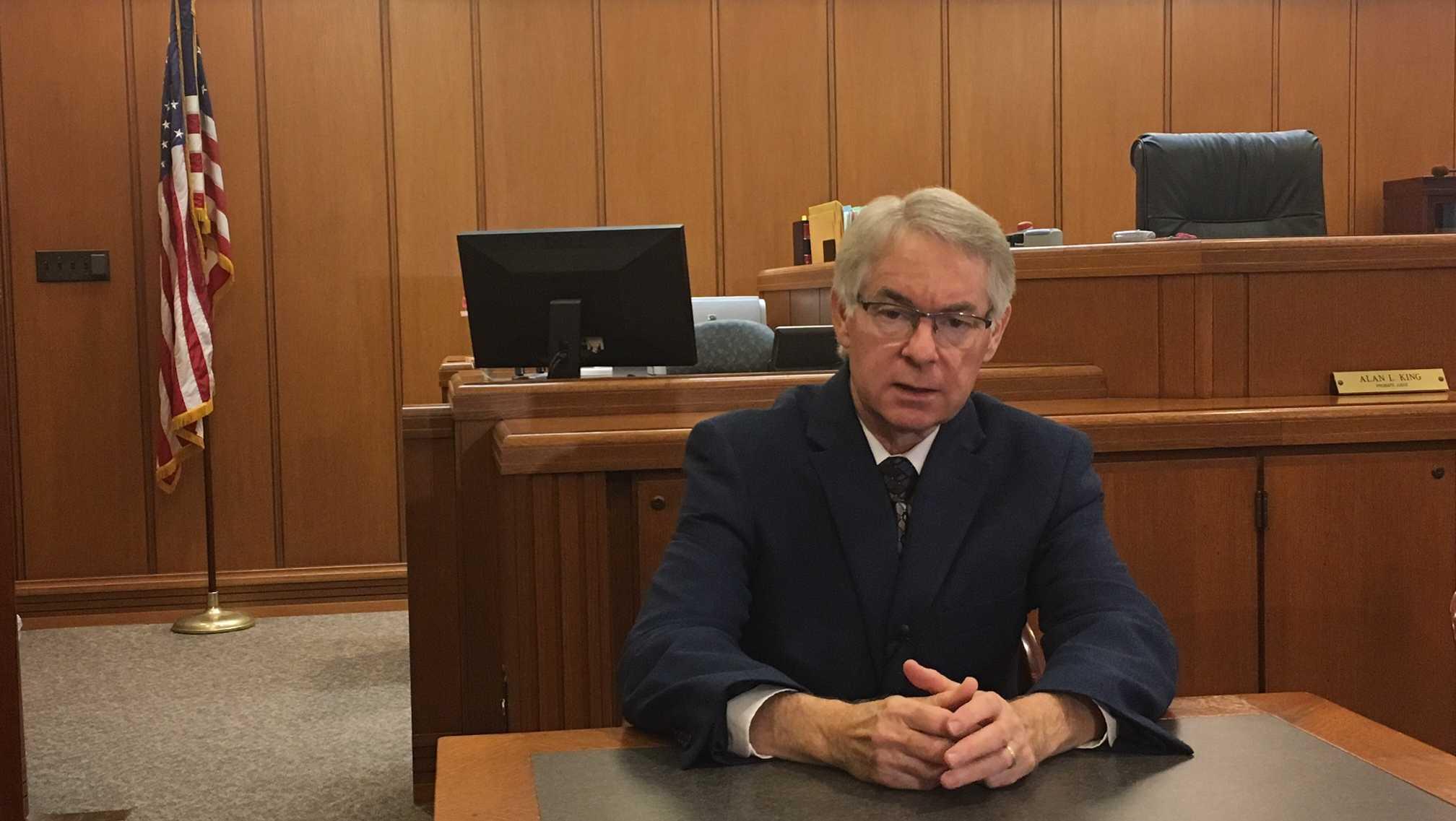 Jefferson County Probate Judge Alan King