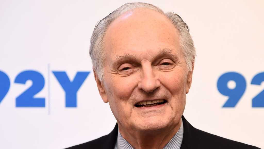 JUNE 07: Alan Alda attends 92Y Presents Alan Alda In Conversation With Neil deGrasse Tyson at Kaufman Concert Hall on June 7, 2017 in New York City.