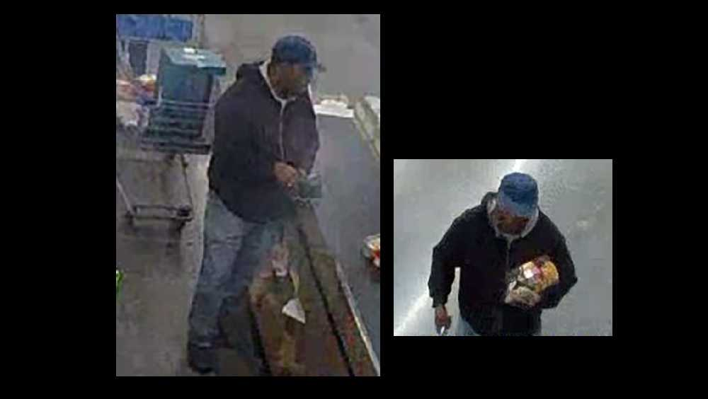 Suspect in Aldi armed robbery
