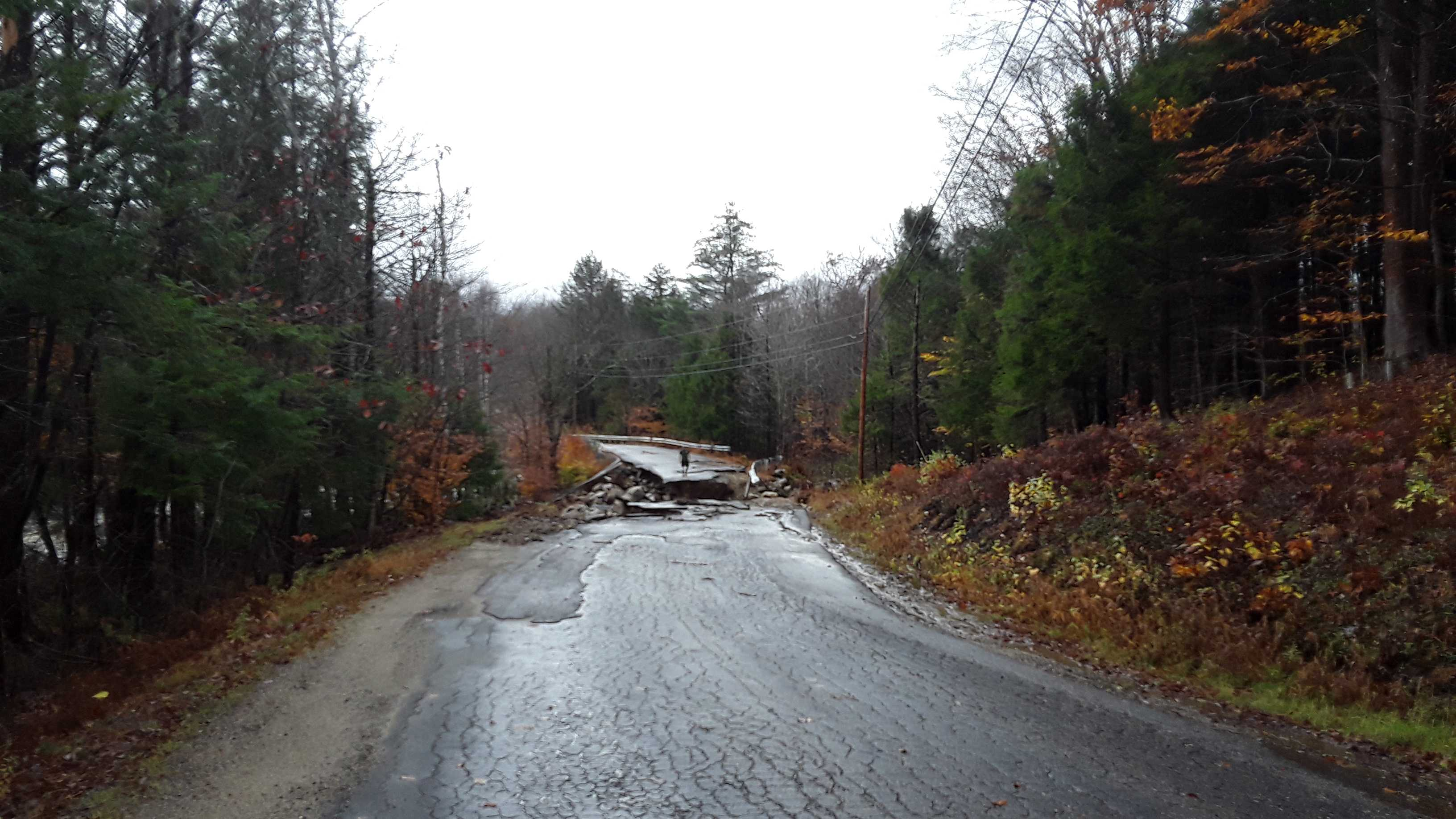 Images Of Flooding Damage From Late October Coastal Storm