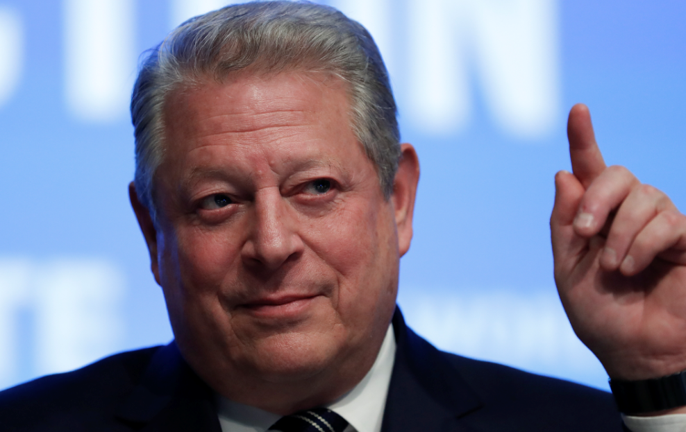 Al Gore on 'An Inconvenient Sequel': 'Not even a president can stop the climate movement'