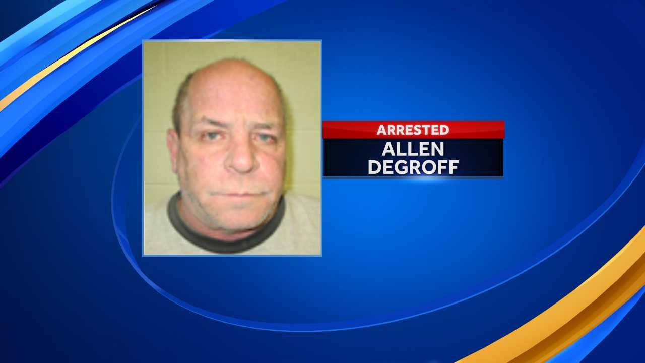 Allen Degroff