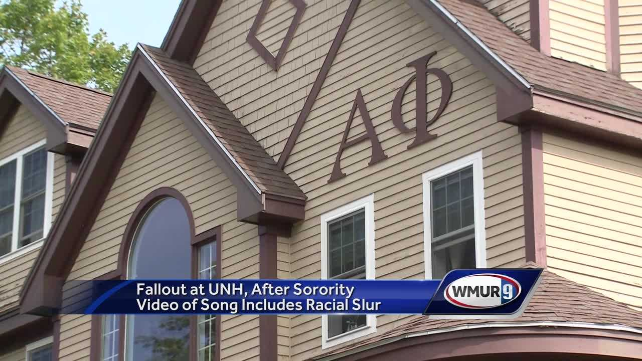 Video posted by sorority sparks racial concerns at college