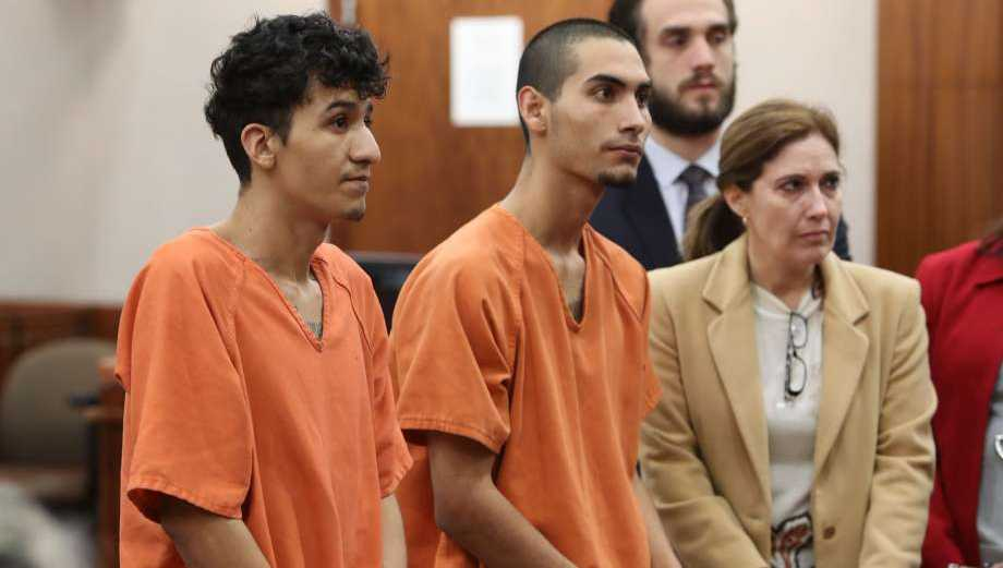 Miguel Alvarez-Flores & Diego Hernandez-Rivera suspects MS13 gang accused of satanic killing.