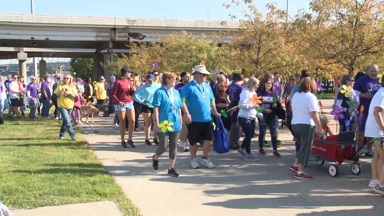 'Walk to End Alzheimer's' in Grand Rapids next weekend