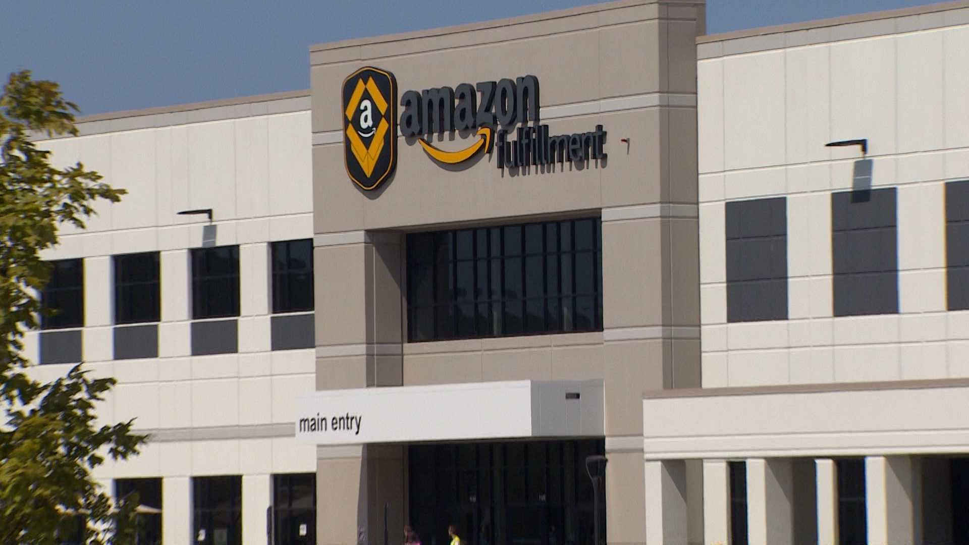 County submits proposal for Amazon's new location