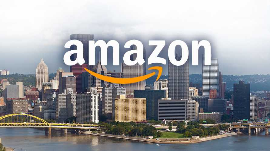 Amazon in Pittsburgh