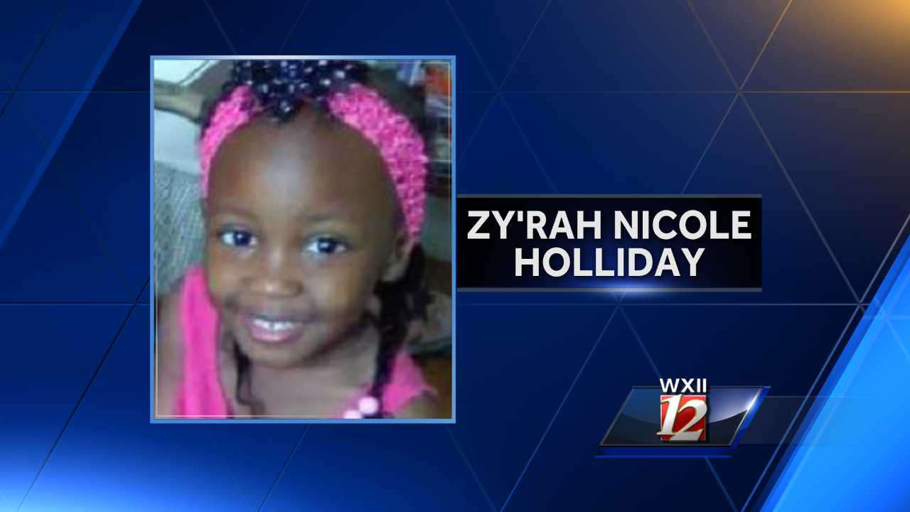 Amber Alert for missing three year old