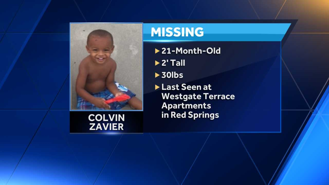 AMBER Alert cancelled for missing child in North Carolina