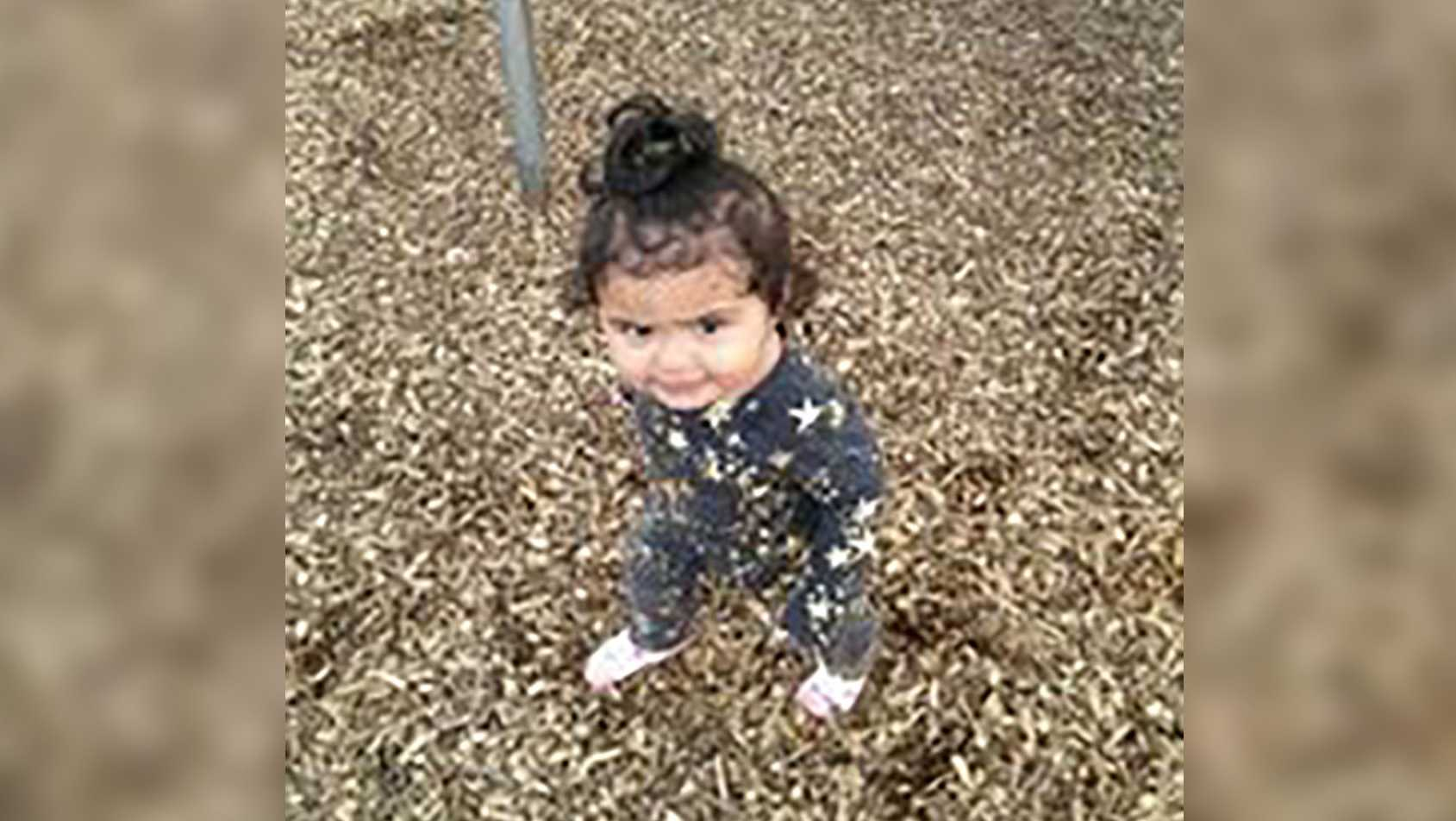 Amber Alert issued for 1-year-old Porterville girl who was abducted.