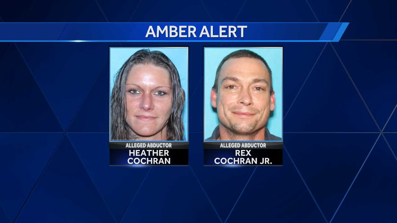 Amber Alert issued after parents abduct NC 3-month-old girl