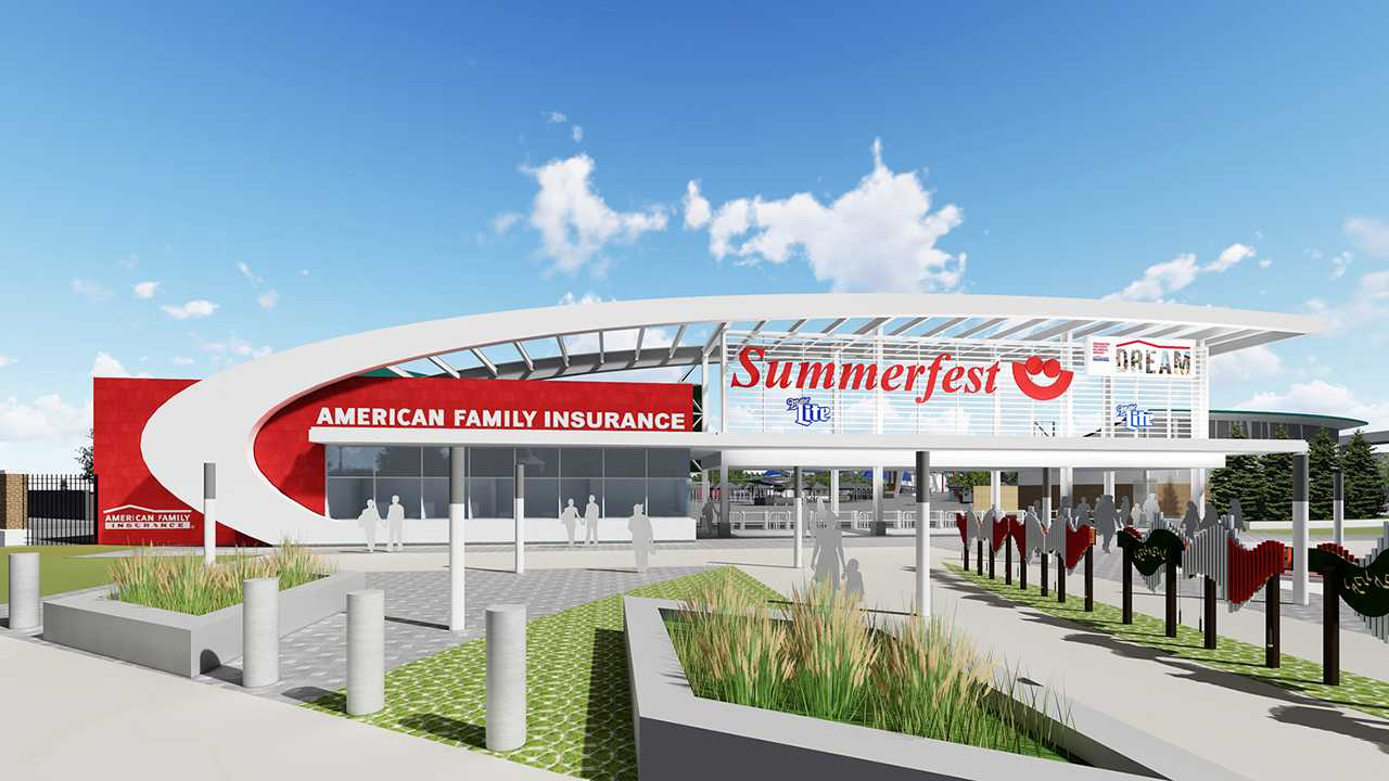 American Family Insurance, Summerfest