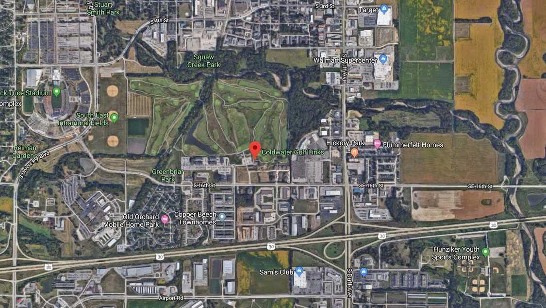 Death investigation underway at Ames golf course