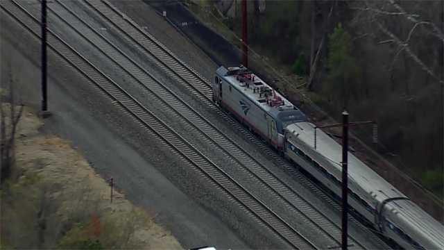 Amtrak fatally strikes track worker