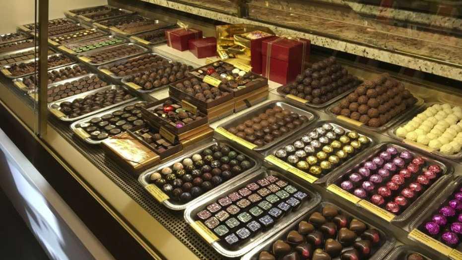 Andre's chocolates 1-5