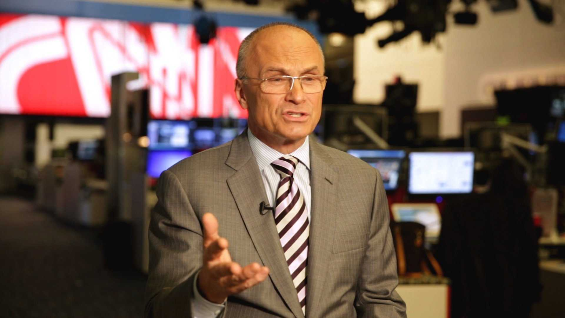 Andrew Puzder, President Donald Trump's pick to lead the Labor Department