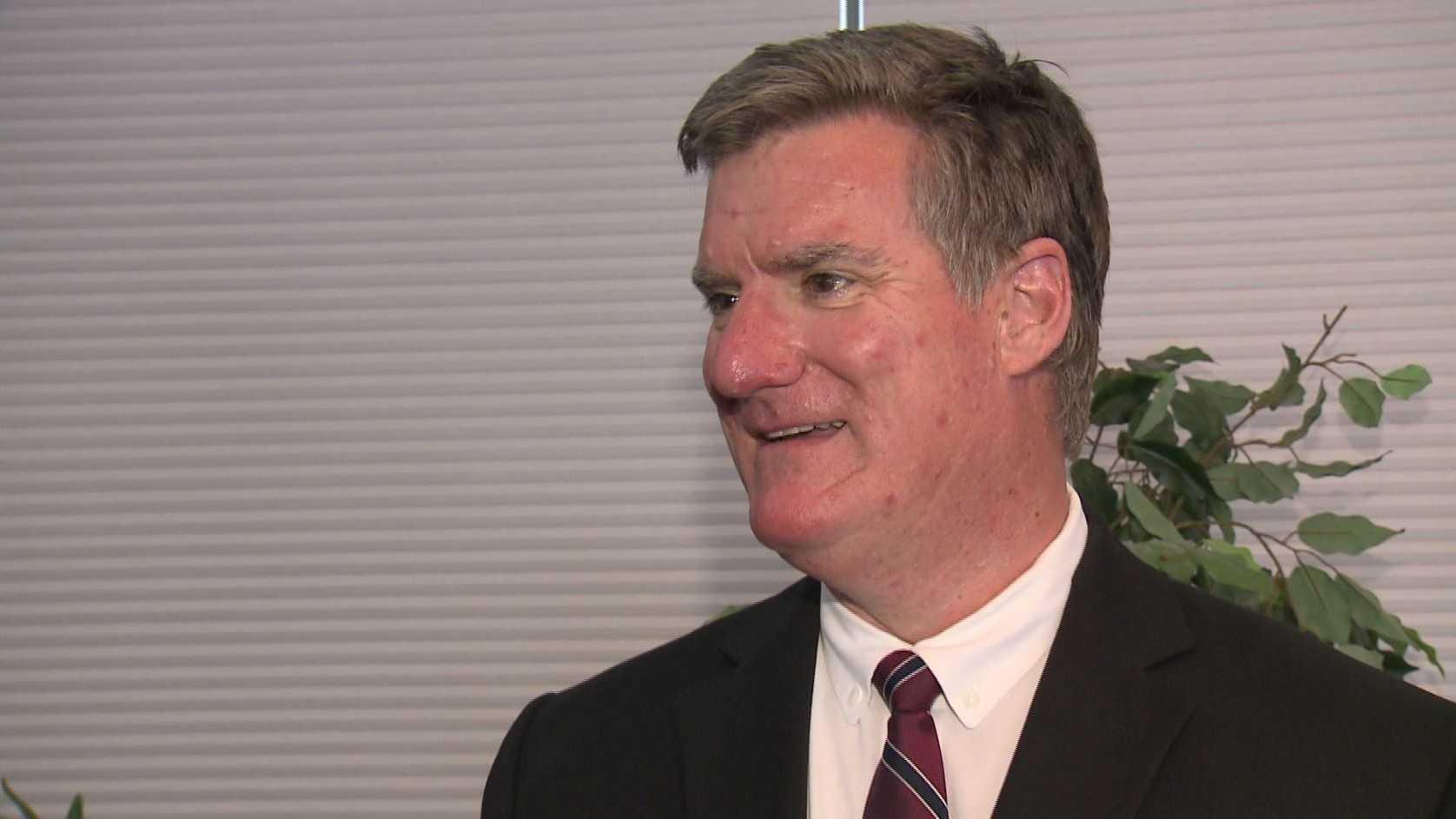State Sen. Andy Sanborn