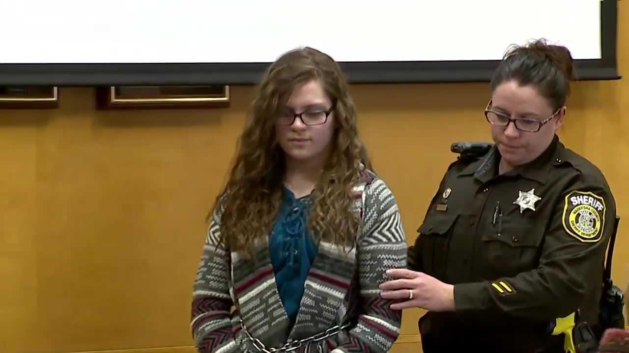 Anissa Weier sentencing