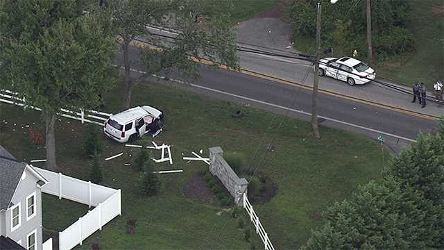 Severna Park crash