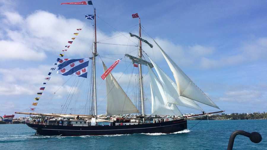 How To Watch The Sail Boston Grand Parade Of Sail Through - Boston tall ship cruise
