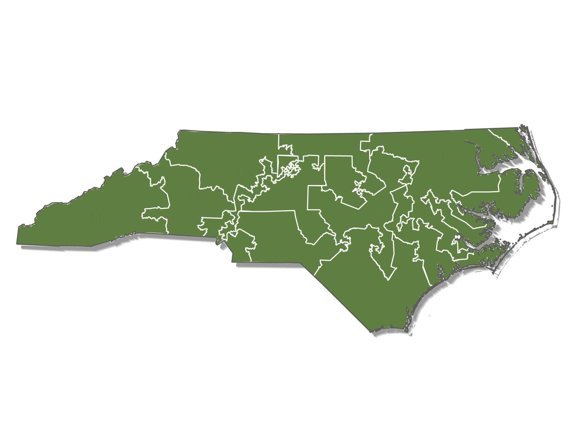 Supreme Court blocks redraw of NC congressional map