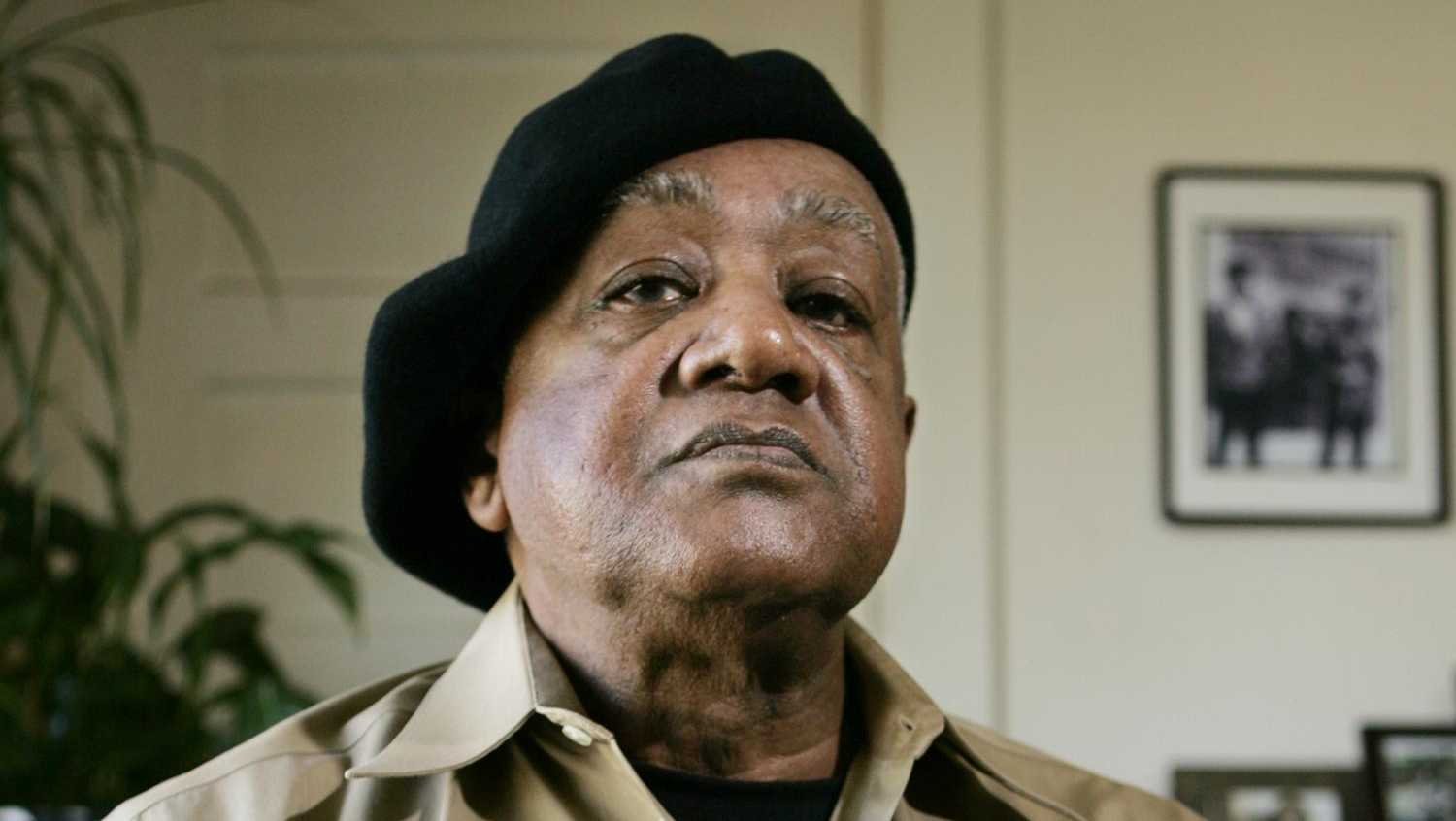 Bobby Seale, founder of Black Panthers