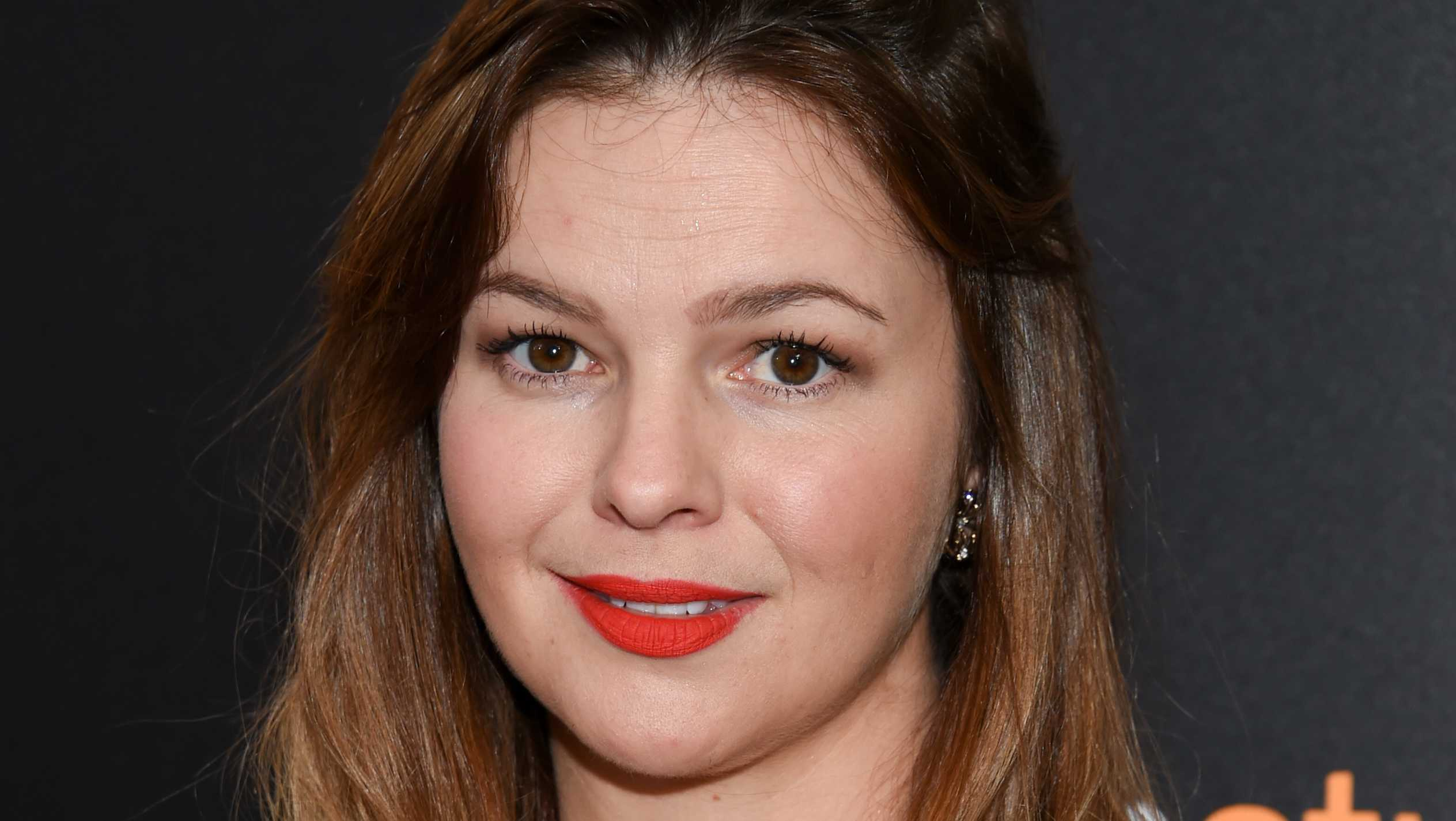 "Actress Amber Tamblyn attends the premiere of Amazon Studio and Liongate's ""Cafe Society"", hosted by The Cinema Society, at the Paris Theatre."